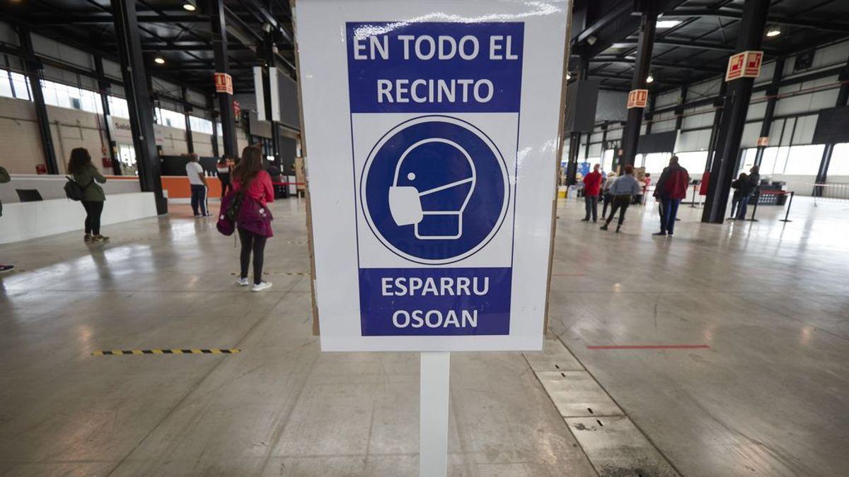 Navarra registra 88 casos en las últimas 24 horas