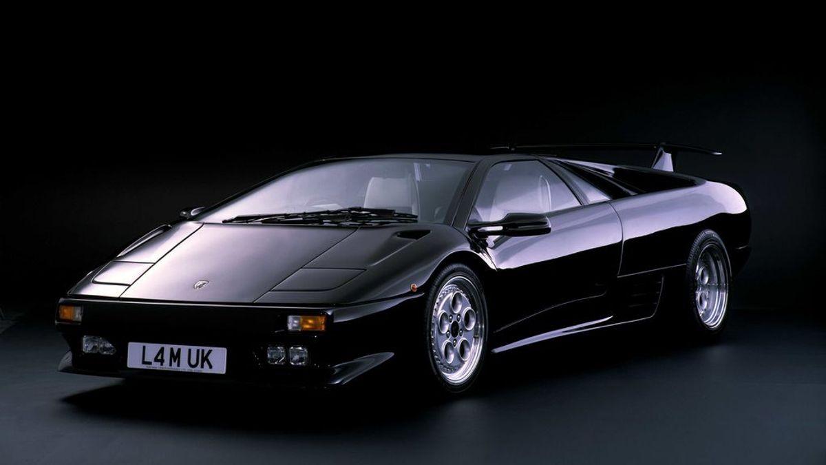 El 30 aniversario del Lamborghini Diablo: curiosidades sobre uno de sus modelos más míticos