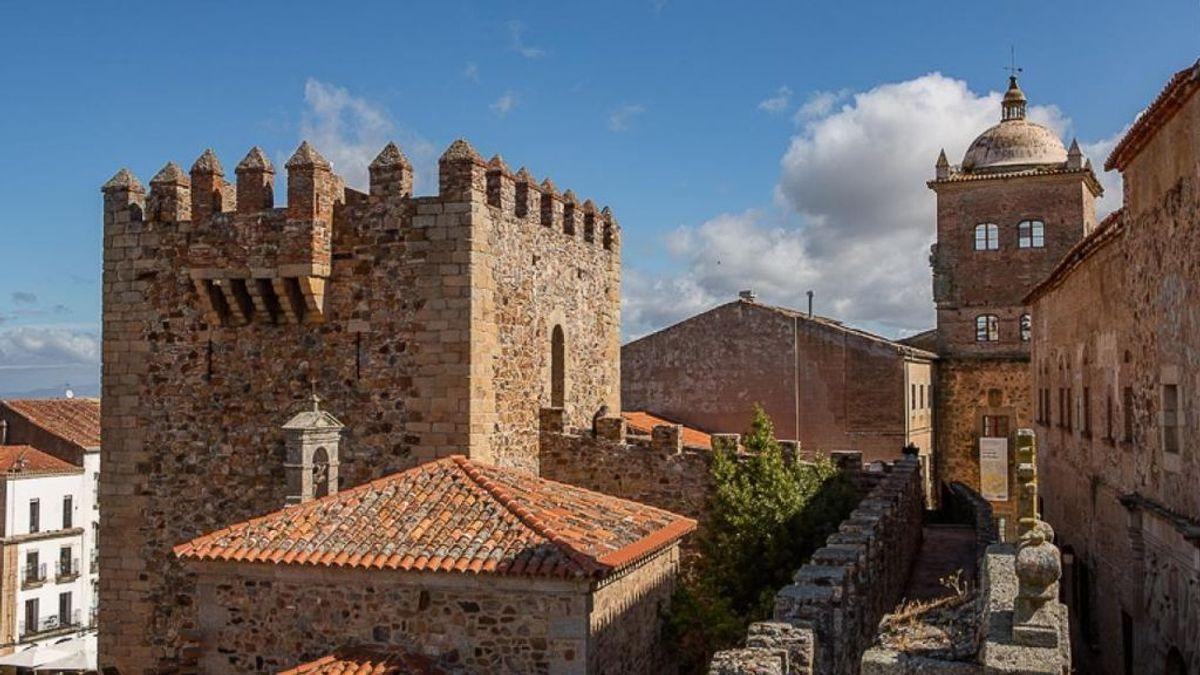 Cáceres, la ciudad medieval que Financial Times galardona como uno de los descubrimientos del año