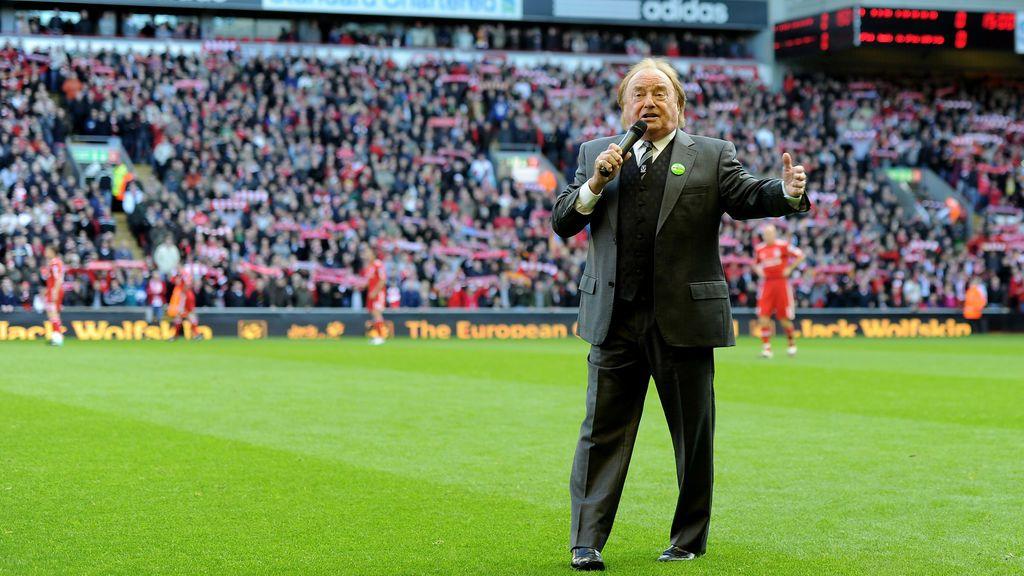Muere Gerry Marsden, el hombre que hizo del 'You Never Walk Alone' el himno del Liverpool