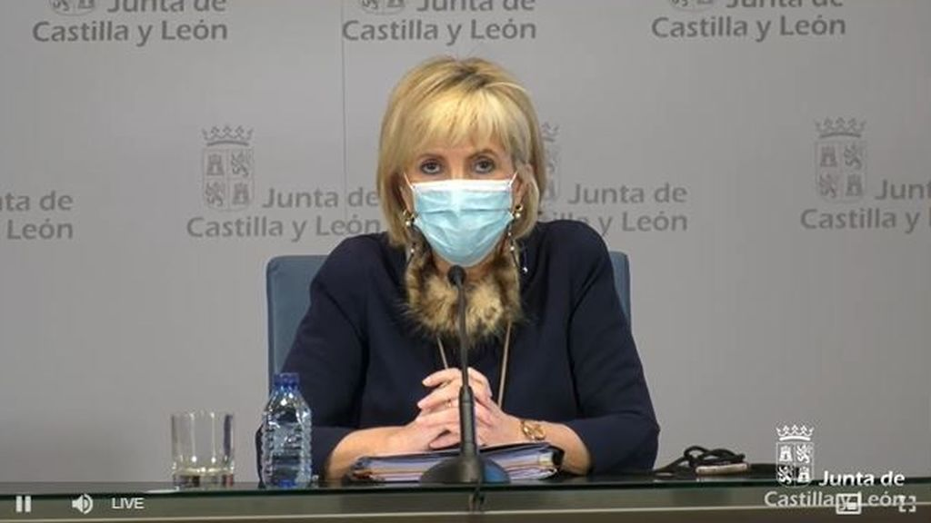 Castilla y León pide un confinamiento total de 10 ó 14 días para frenar la tercera ola