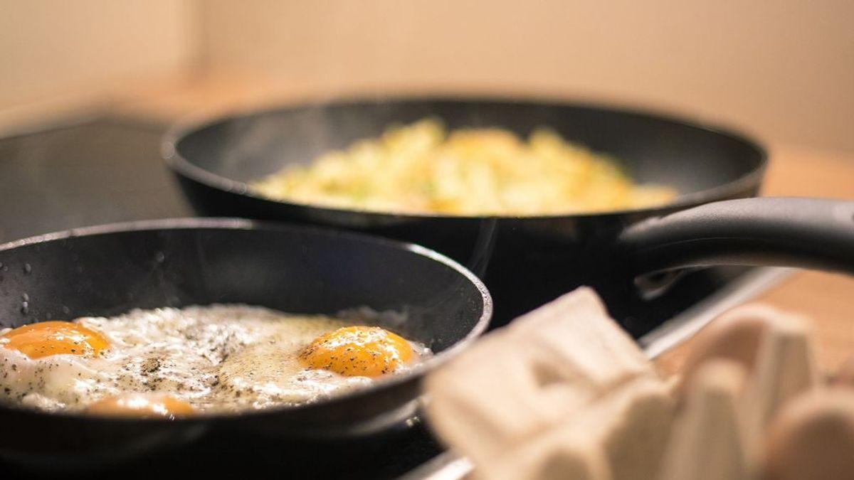 Tipos de sartenes: ¿con cuál deberíamos cocinar?
