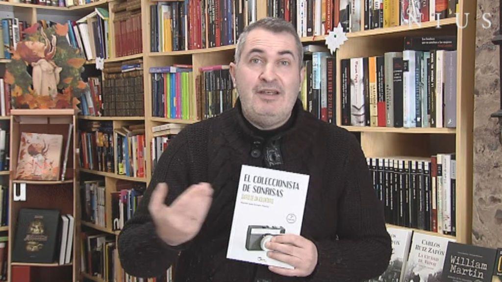 Los libreros recomiendan grandes historias: 'El coleccionista de sonrisas'