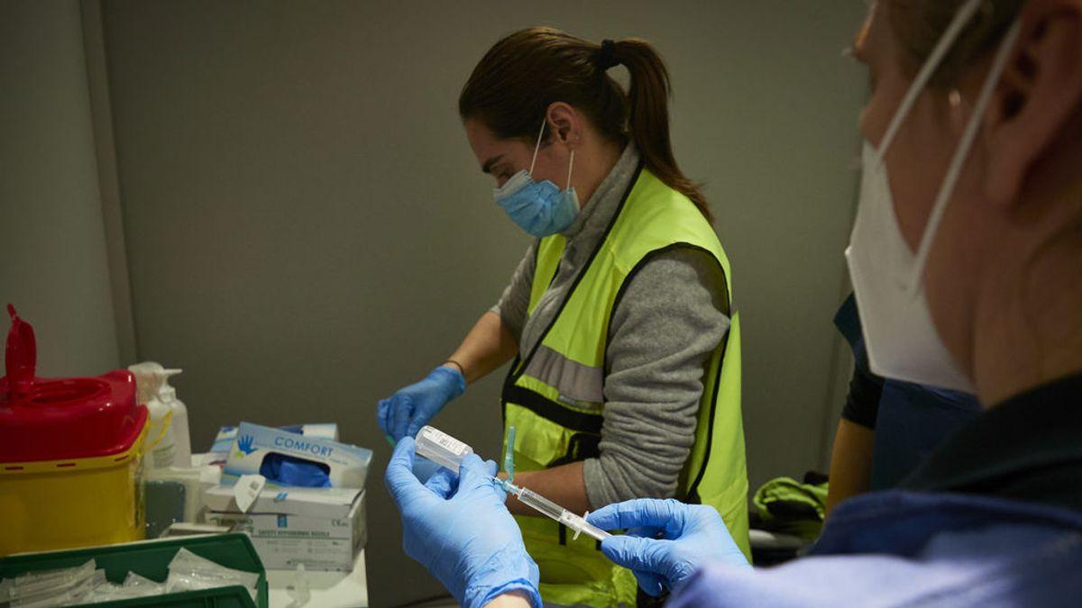 Las enfermeras piden refuerzos para enfrentar la campaña de vacunación
