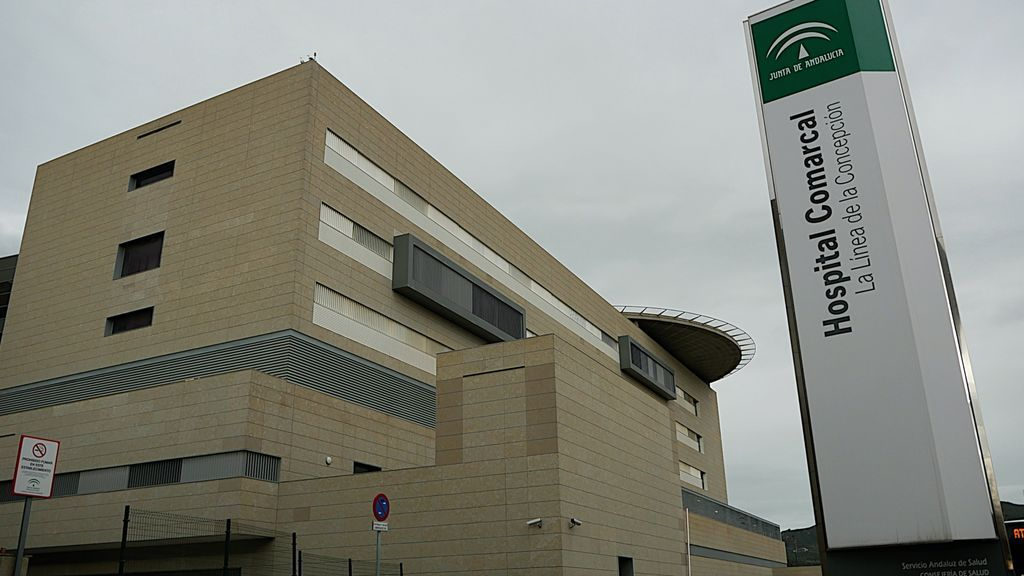 El hospital de la Línea de la Concepción