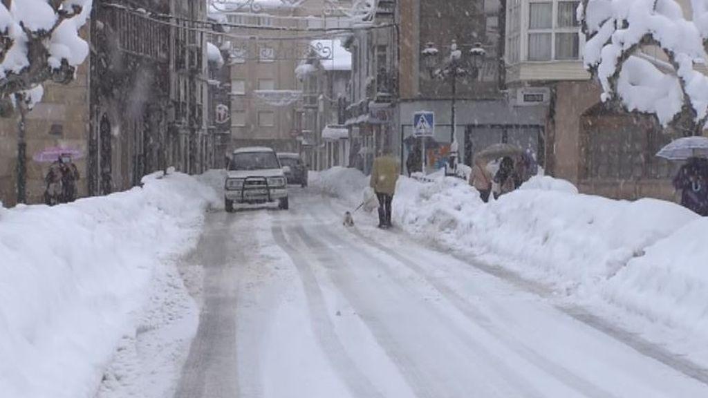 La borrasca 'Filomena' dejará nevadas sin precedentes en la península