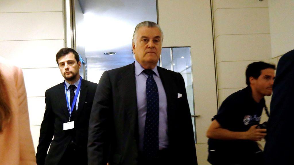 El cambio de abogado de Bárcenas apunta a una colaboración con la justicia