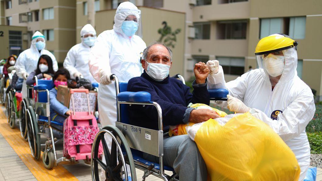 Perú roza el colapso en las UCI por coronavirus