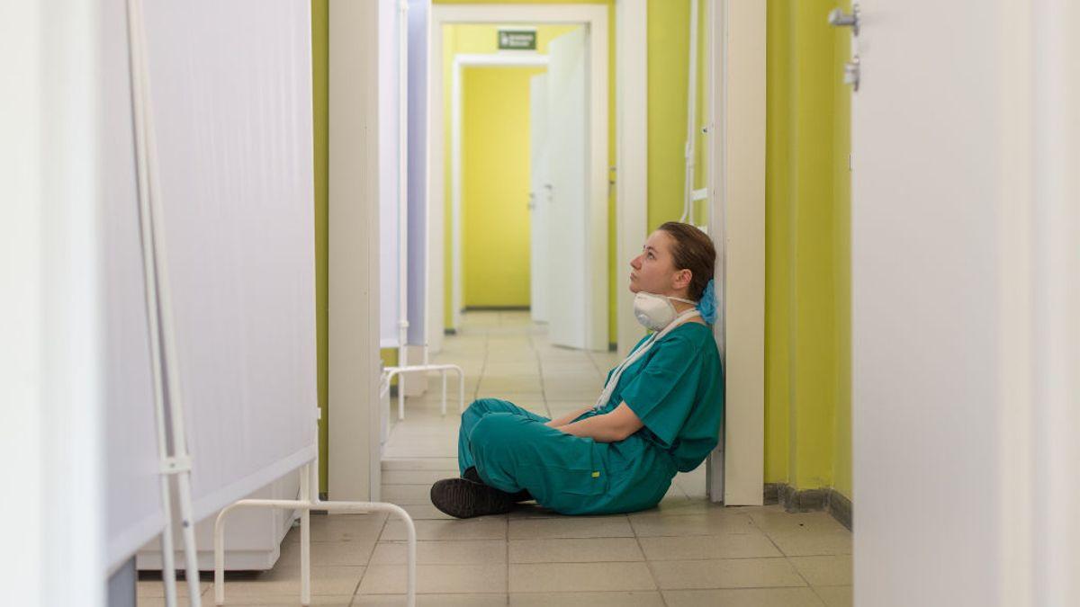 Enfermeras salud mental