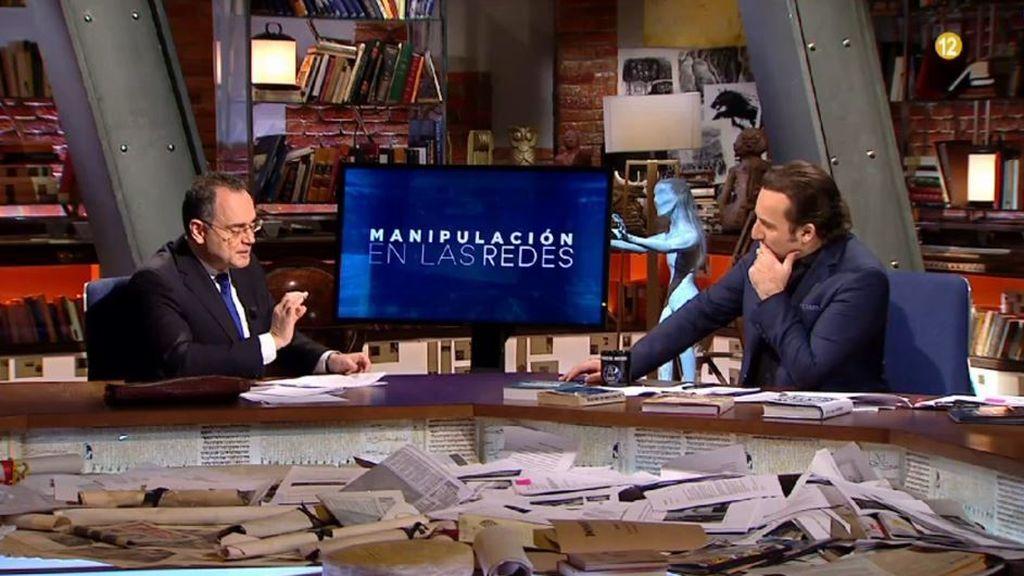 La manipulación en las redes sociales y la última hora sobre el covid, este jueves a las 22.00 h. en 'Horizonte, con Iker Jiménez'
