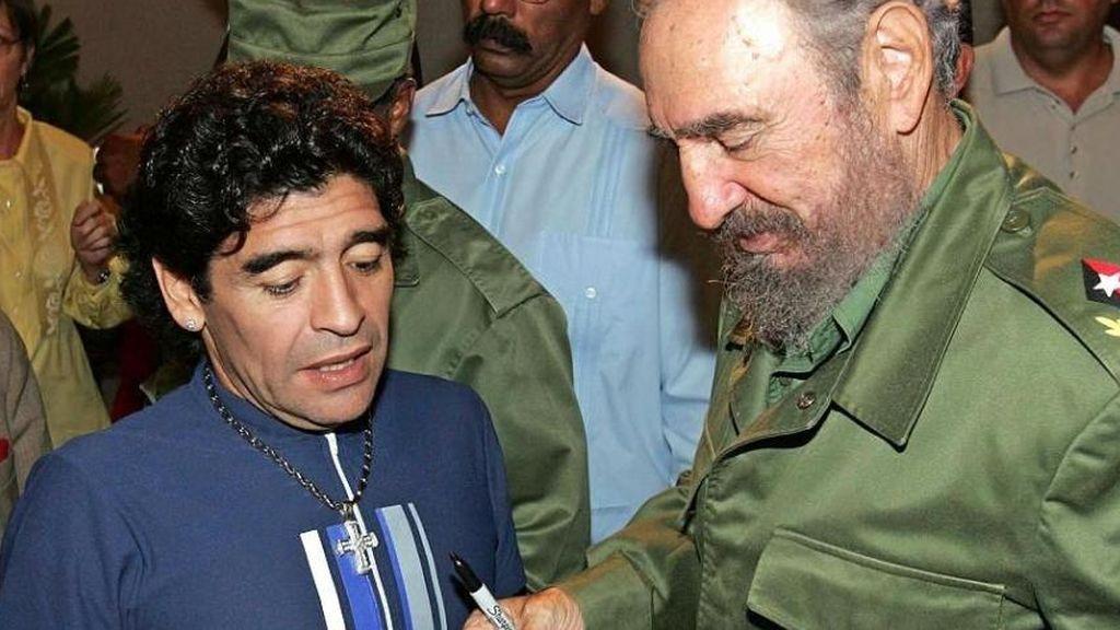 """Los nuevos tesoros de Maradona que aumentarían la herencia: """"Es para hacer un museo"""""""