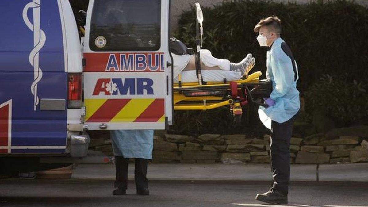 Las ambulancias de Los Ángeles no transportarán a pacientes con pocas opciones de sobrevivir