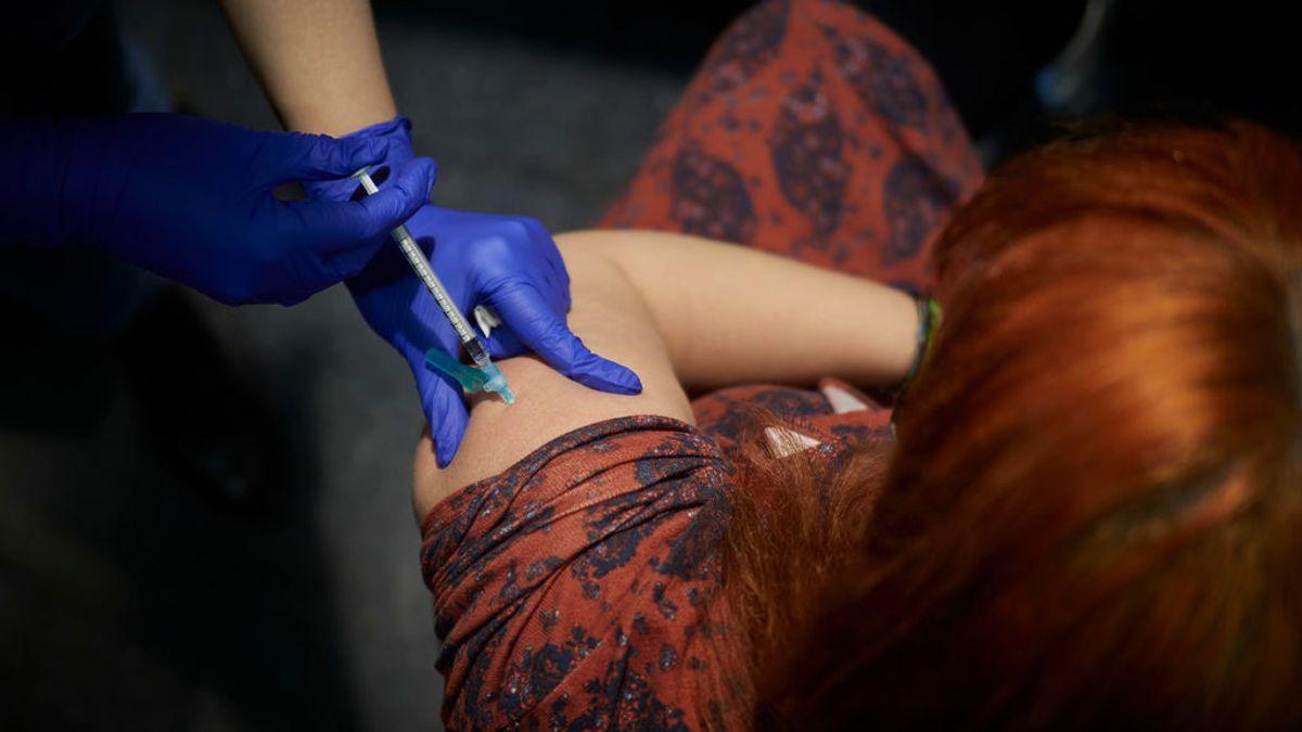 139.339 dosis de la vacuna de Pfizer administradas, un 18% de las recibidas