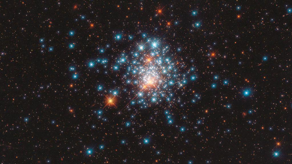 El cúmulo globular NGC 1805