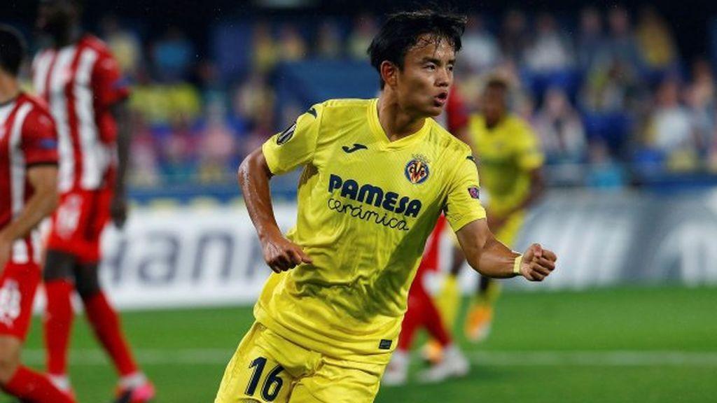 El Madrid, preocupado por Kubo: no entra en los planes del Villarreal y se le busca otra cesión