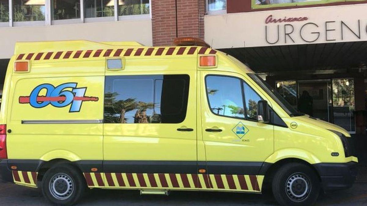 Un coche arrolla una bicicleta en la que iban dos menores en Murcia: están heridos