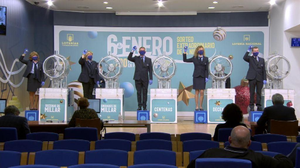 Segundo Premio de la Lotería de El Niño 2021