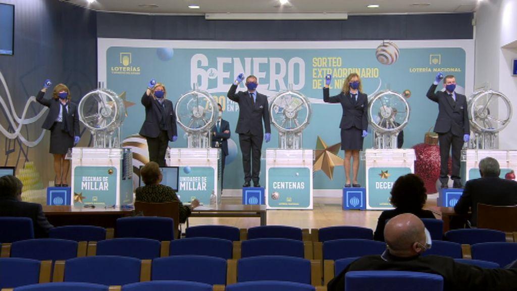 Tercer premio de la Lotería de El Niño 2021