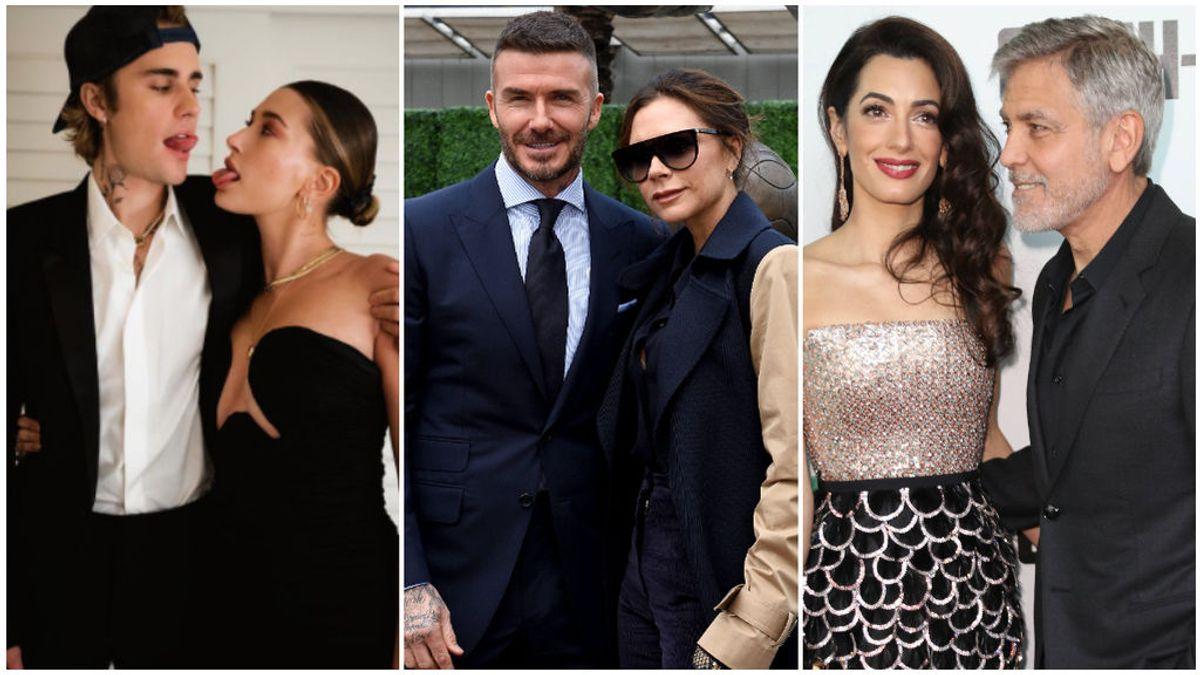 Hailey Bieber, Victoria Bechkam y otras celebrities que han cambiado su apellido por el de su marido.