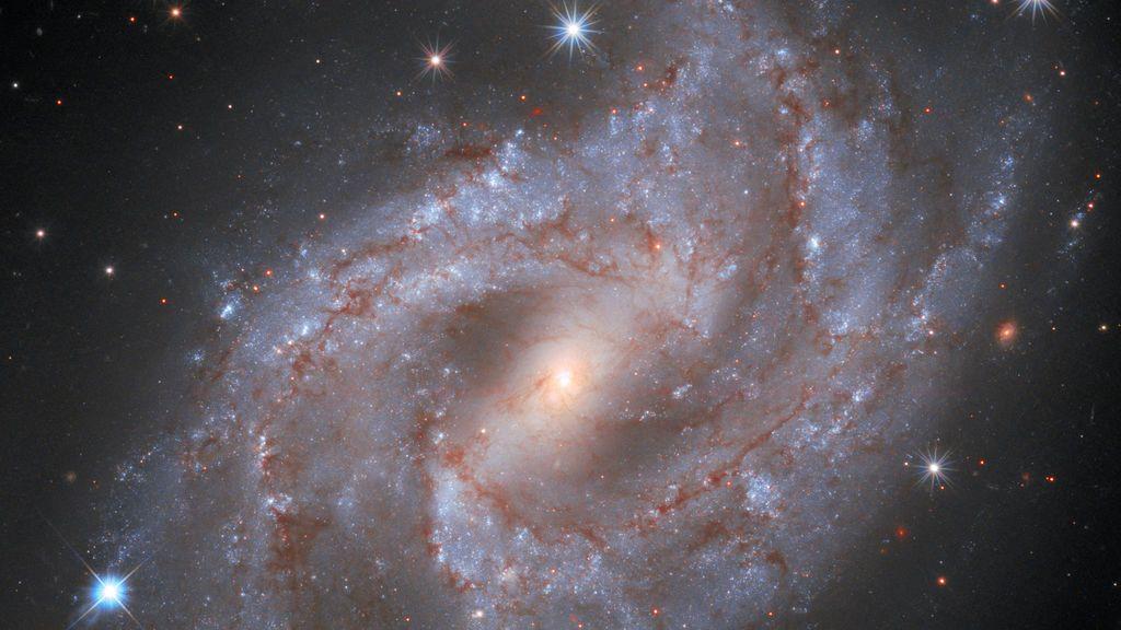 La supernova de la galaxia NGC 2525