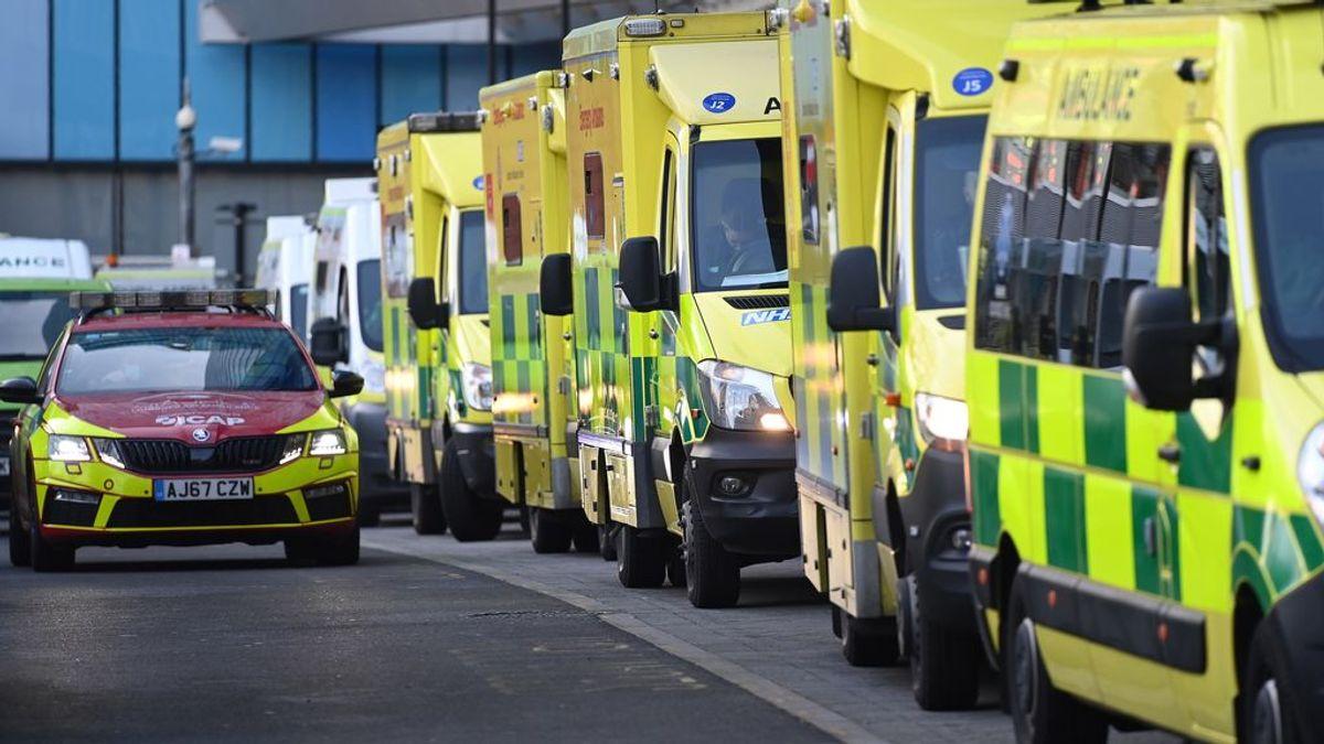 Reino Unido constata su segundo peor día de la pandemia: 1.162 muertes y 52.618 contagios en las últimas 24 horas
