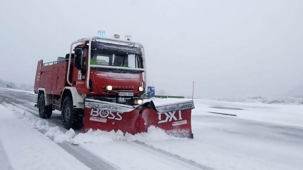 Filomena traerá este viernes históricas nevadas en el interior este y sureste peninsulares