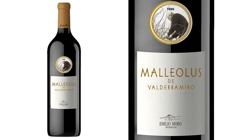 Botella de Malleolus de Valderramiro