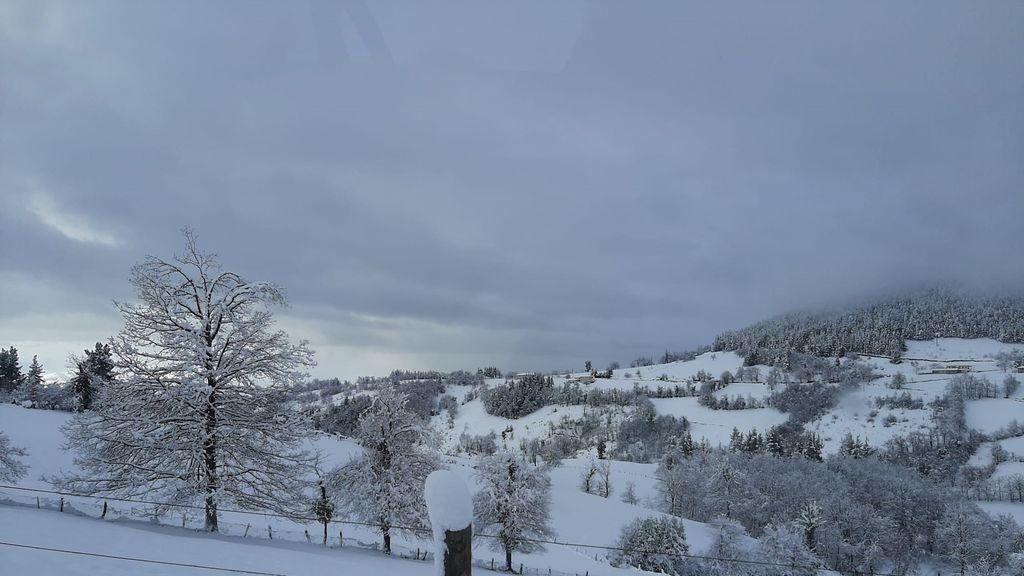 Registrada la temperatura más baja de España en Reinosa: 17,3 grados bajo cero