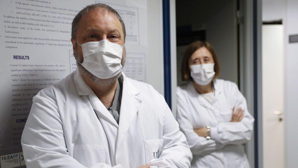 NO PUBLICAR - VIRÓLOGO CARLOS PEREIRA