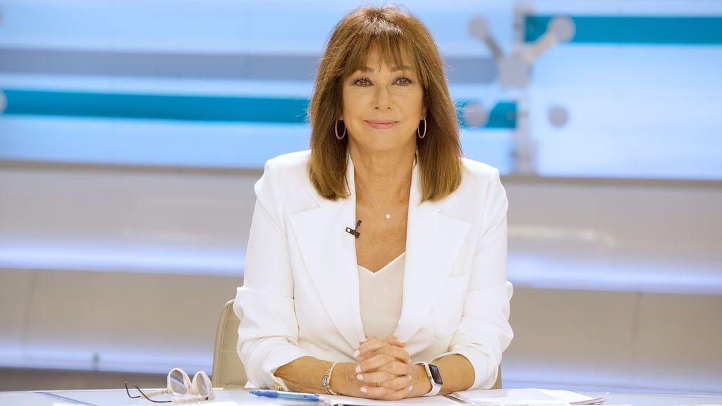 """Ana Rosa Quintana celebra 16 años de liderazgo de 'El programa de Ana Rosa': """"Afronto 2021 con la esperanza de anunciar el fin de la pandemia"""""""