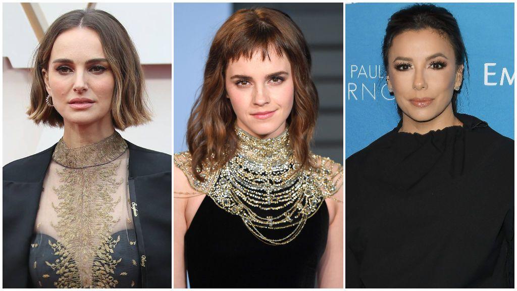 Natalie Portman, Emma Watson o Eva Longoria: estas son las celebrities que presumen de carrera universitaria.