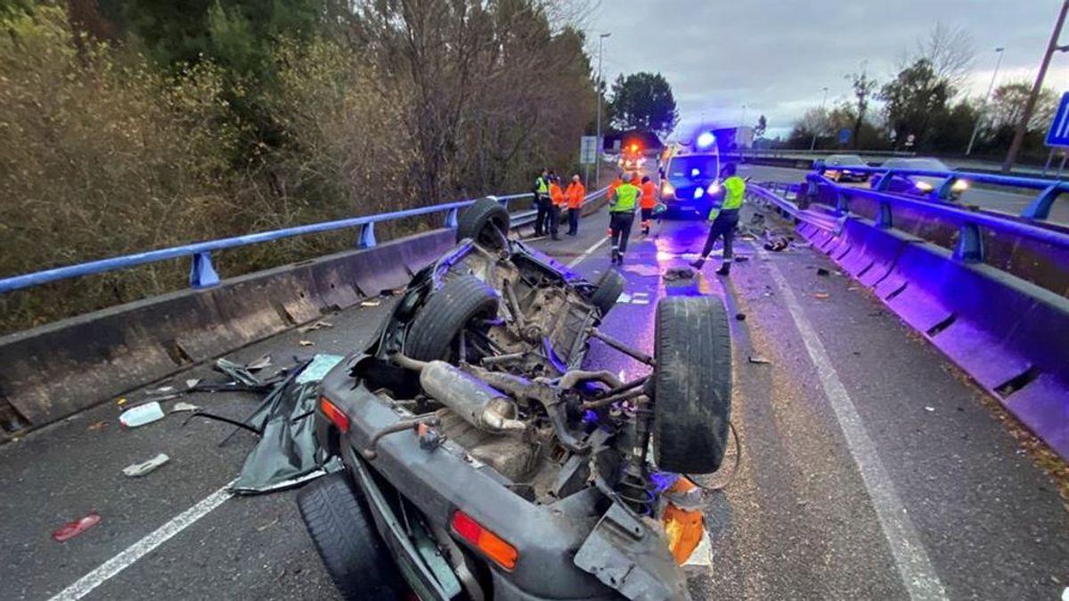 Accidentes de tráfico en el año del covid