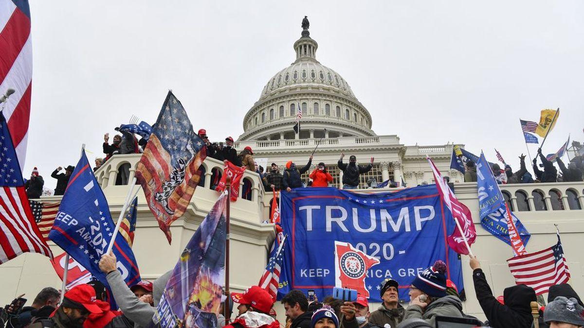 Trump, un bisonte y la bandera confederada: diez claves para entender bien el asalto al Capitolio