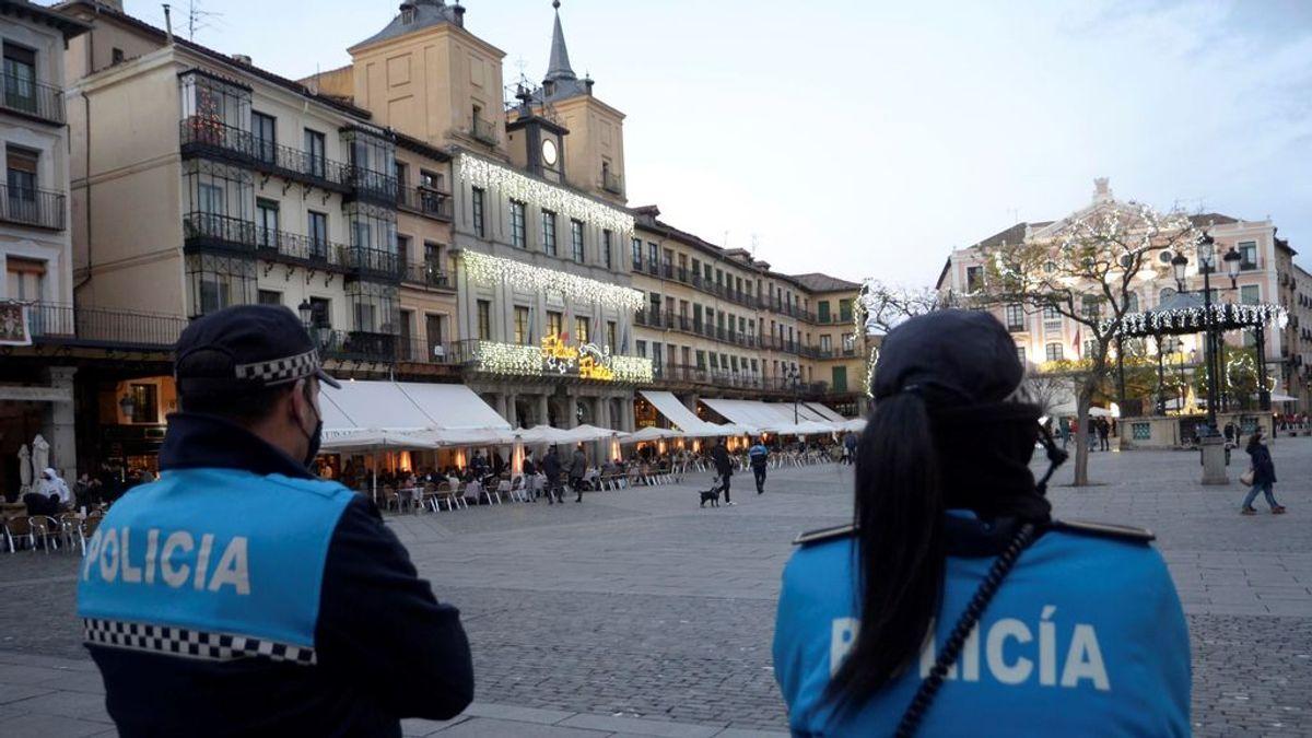 Castilla y León impone el cierre total hasta mayo y pone cerco a la hostelería en Segovia, Ávila y Palencia