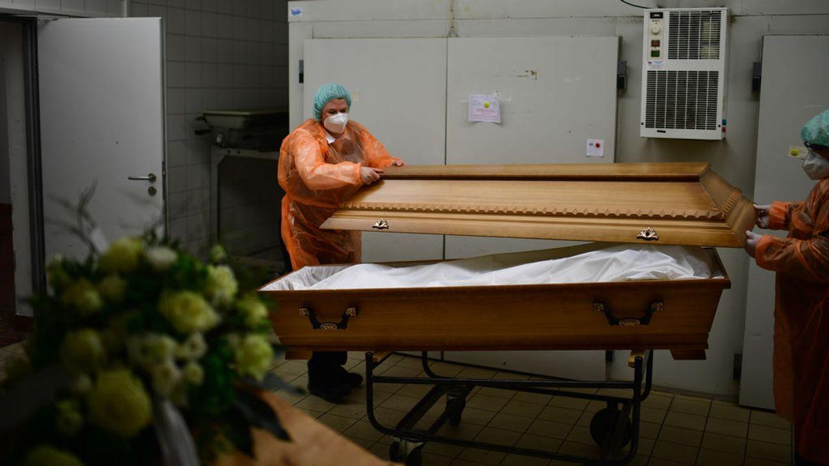 OMS avisa de que 2020 multiplicó por 5 la mortalidad en Europa y que 2021 empieza con altos contagios