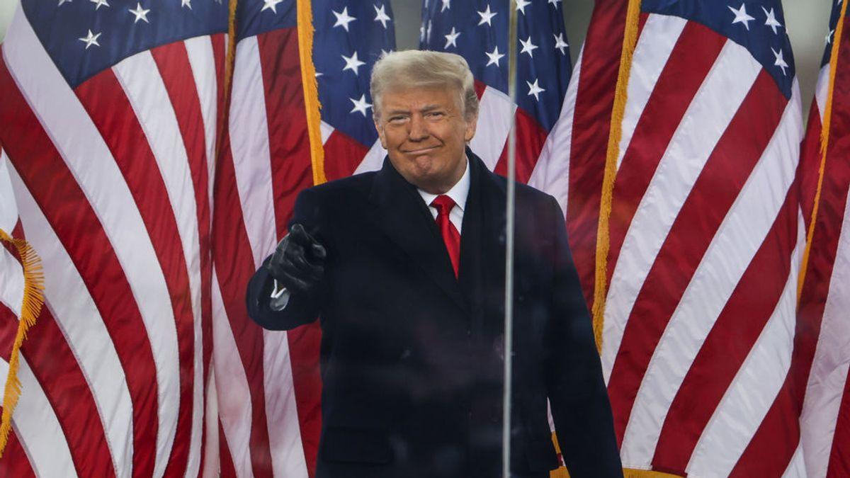 Trump está considerando perdonarse a sí mismo, según The New York Times
