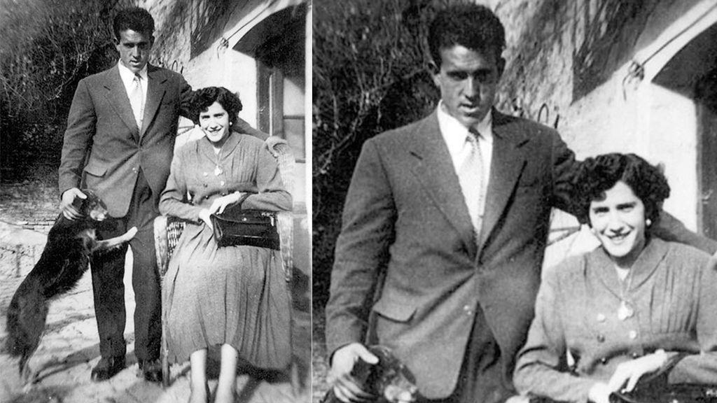 Emilio Moro y Felisa.