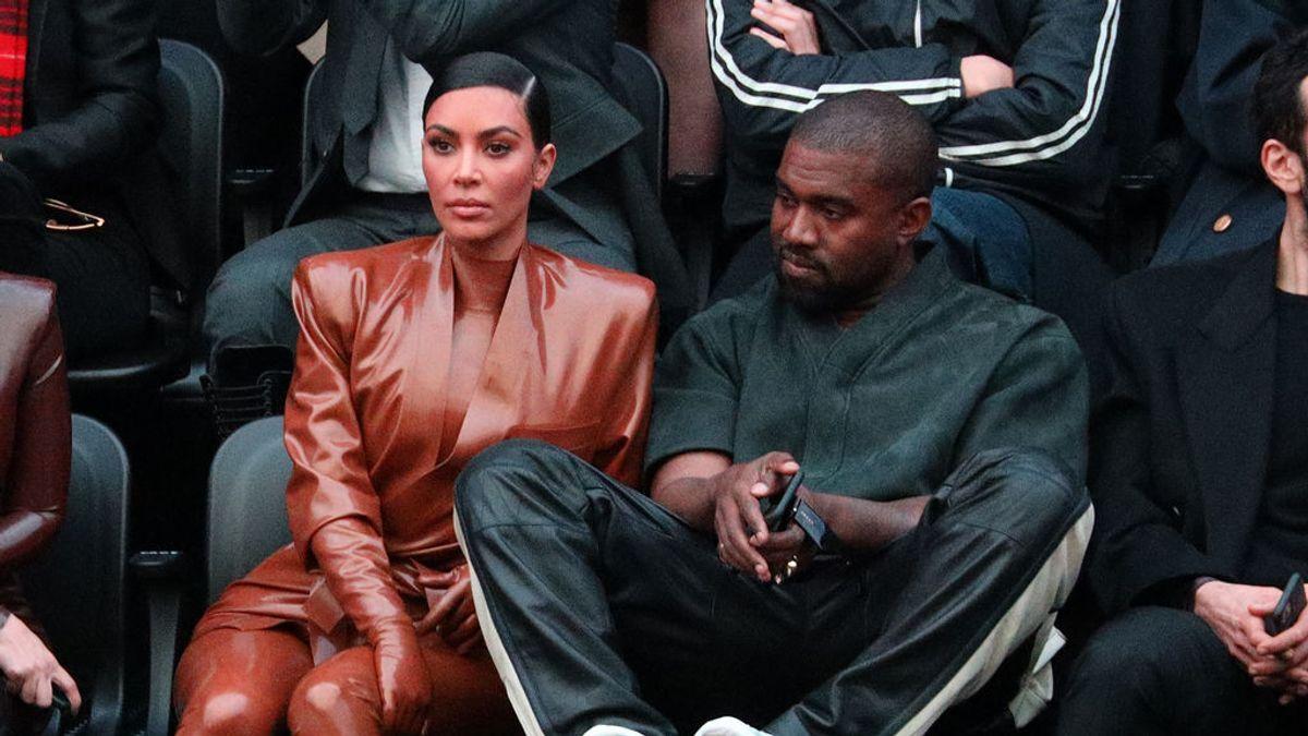 El mediático matrimonio de Kim Kardashian y Kanye West terminará con un divorcio millonario