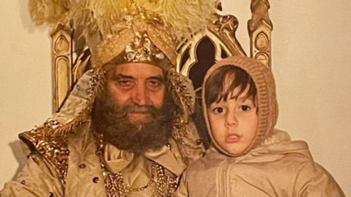 El Rey Mago del Corte Inglés de Goya que marcó a los niños desde los años 60