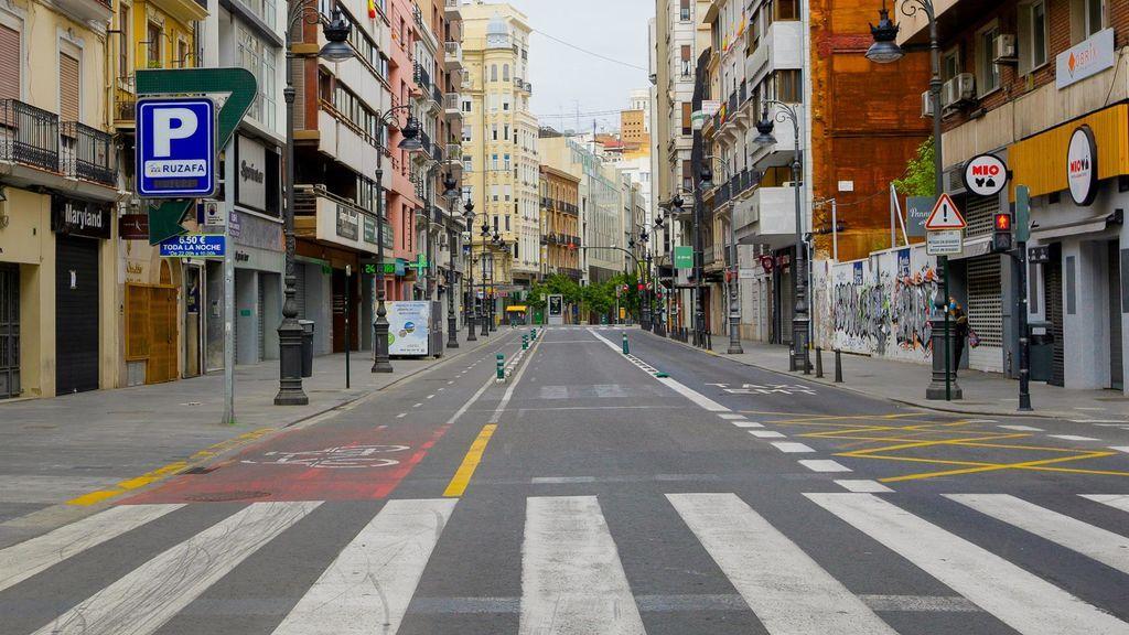 Podem aboga por el confinamiento domiciliario de toda la Comunidad Valenciana durante tres semanas