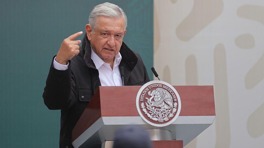 """López Obrador dice que México """"no intervendrá"""" en los asuntos internos de EEUU"""