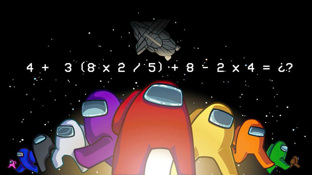 Videojuegos y educación: 'Among us' es perfecto para aprender matemáticas