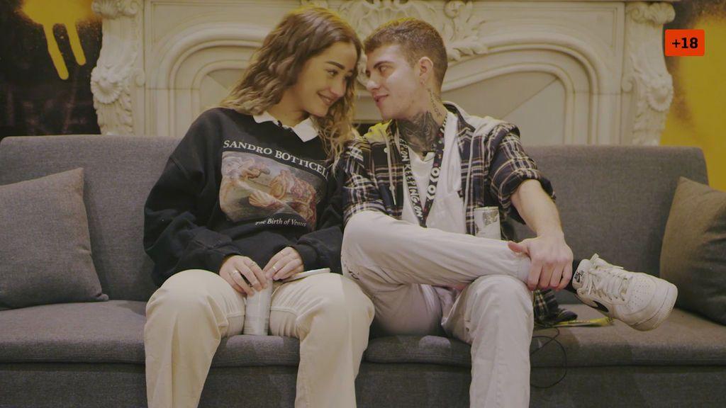 Marina Riverss y su novio se sinceran sobre su relación (1/2)