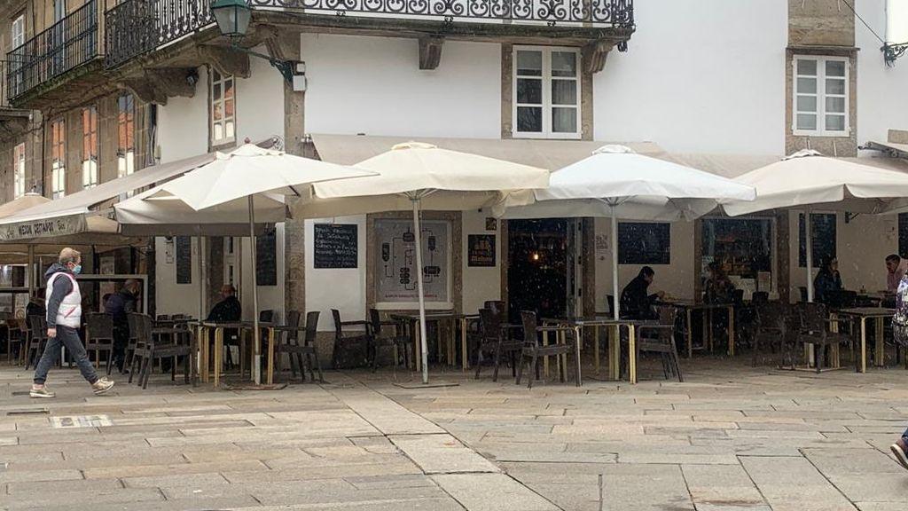 Galicia extiende su cierre de fronteras durante todo el mes de enero e impone más restricciones a la hostelería
