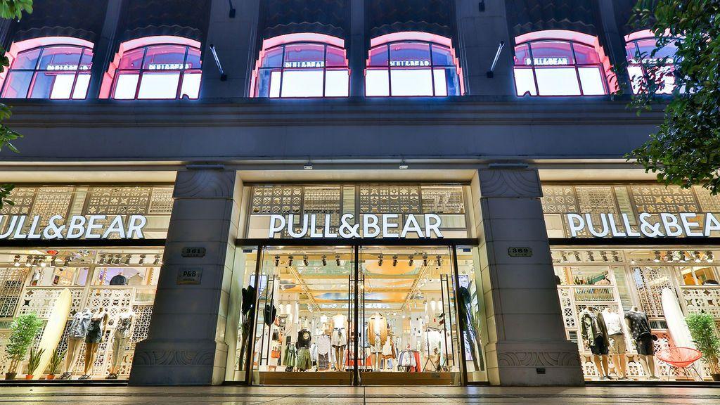 Tienda de Pull&Bear en Shanghai