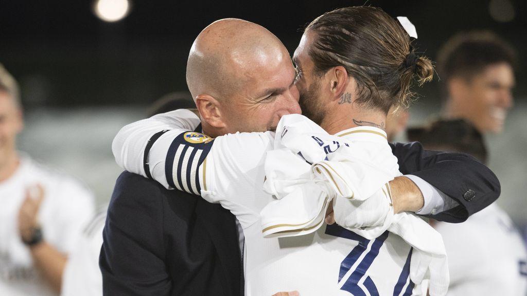 """Zidane mete prisa con las renovaciones en el Real Madrid: """"Quiero que se arreglen cuanto antes"""""""