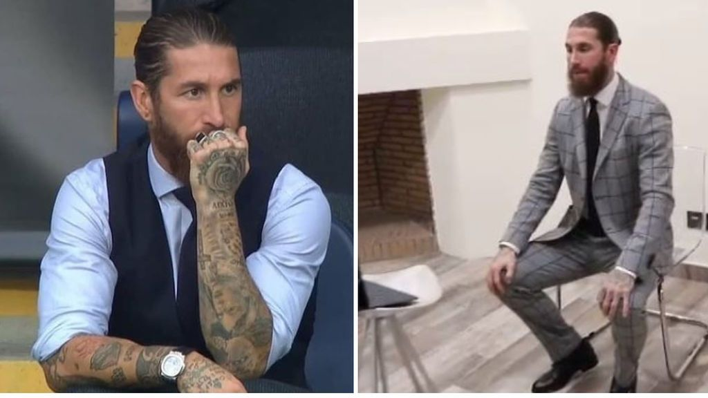 """Sergio Ramos cumple uno de sus sueños gracias al jinete Sergio Álvarez: """"Me siento un privilegiado"""""""