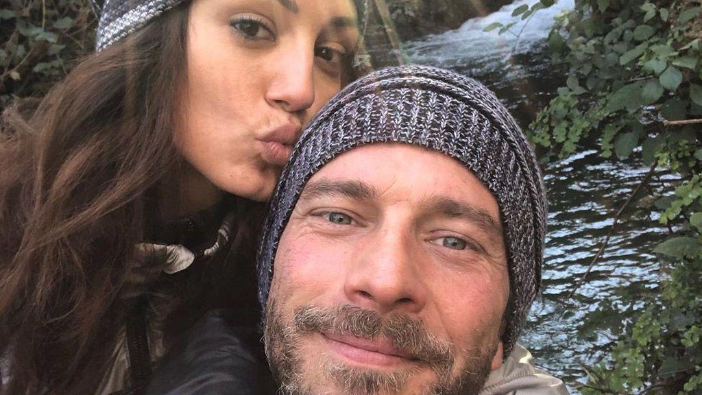 Arturo Requejo y su novia amplían la familia