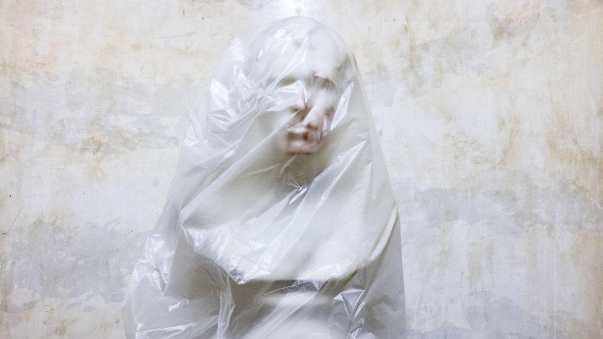 La estatua ensangrentada del Capitolio