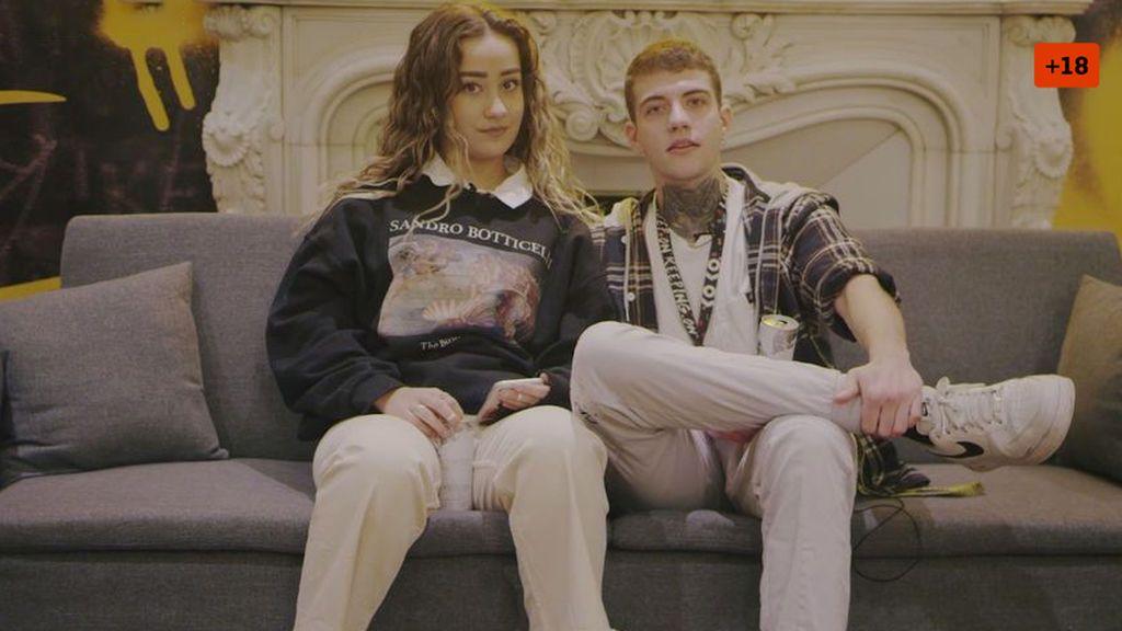 Marina Riverss y su novio se sinceran sobre su relación (2/2)